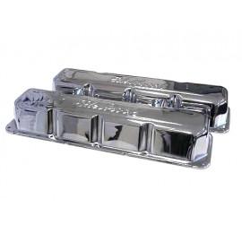 Couvre-culasse chromé 304-401cui - Jeep CJ 73 - 86