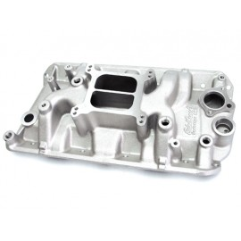 Edelbrock Répartiteur d admission V8 4.9-L. - 6.6-L. - Jeep CJ 73 - 86
