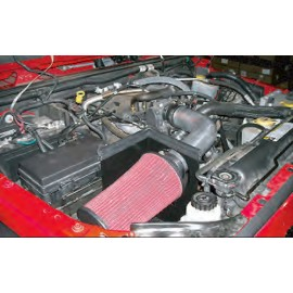 Performance Intake System 3.8-L. Alu - Wrangler JK Unlimited 07