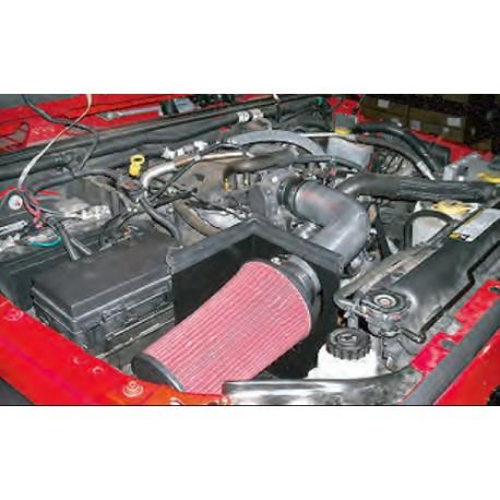 Performance Intake System 3.8-L. Alu - Wrangler JK Unlimited 07
