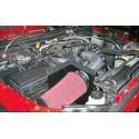 Performance Intake System 3.8-L. Alu - Wrangler JK 07