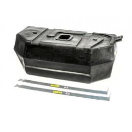 Réservoir de carburant 75-L. mat. plast. - Wrangler YJ 87 - 95