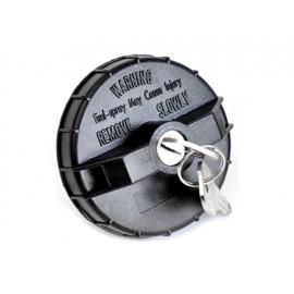 Bouchon de réservoir version antivol (fileté) - Wrangler TJ 96 - 04