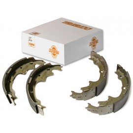 Mâchoires de frein 229mm - Wrangler TJ 96 - 06