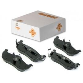 Plaquettes de frein AR wh/wk 05/10