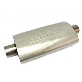 Silencieux Borla  2,5''  63 mm 34 cm acier inoxydable