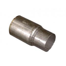 Raccord AD  63 mm - AD  55 mm acier