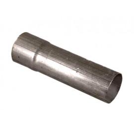 """Raccord pour rallonger un tuyau d echappement Ø 3""""  76mm 32cm acier"""