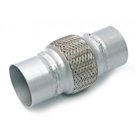 "Tube souple Ø 2,5""  63mm 20cm acier inoxydable"