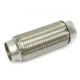 "Tube souple Ø 2""  50mm 20cm acier inoxydable"