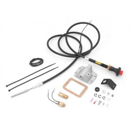Differential Cable Lock Kit Dana 30 - Wrangler YJ 87 - 95