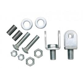 Kit d adaption amortisseurs - Wrangler TJ 96 - 06