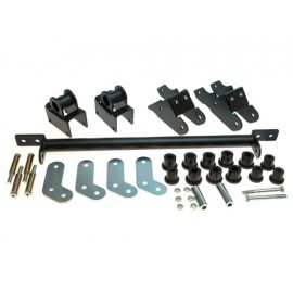 Shackle Reverse Kit - Wrangler YJ 87 - 95