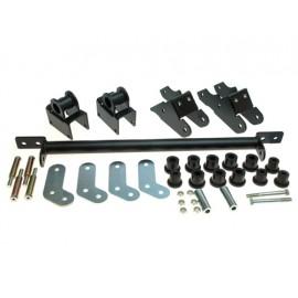 Shackle Reverse Kit - Wrangler YJ 87 - 95