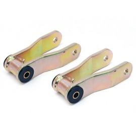 "Kit jumelles de ressort +1""  25mm - Cherokee XJ 84 - 01"