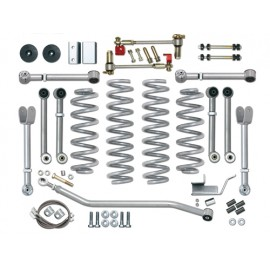 "Super Flex Short Arm Kit +4,5""  115mm avec ProComp Ammortisseur - Grand Cherokee ZJ / ZG 92 - 98"