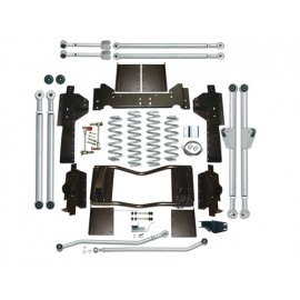 "Extreme Duty Long Arm Kit +4,5""  115mm avec ProComp Ammortisseur - Grand Cherokee ZJ / ZG 92 - 98"