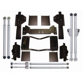 "Extreme Duty Long Arm 4,5"" / 115mm upgrade Kit - Grand Cherokee ZJ / ZG 92 - 98"