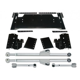 Long Arm upgrade Kit essieu avant - Cherokee XJ 84 - 01