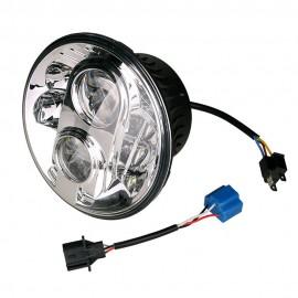 """Projecteur LED 7"""" - Wrangler TJ 96 - 06"""