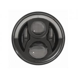 """Projecteur J.W. Speaker LED 7"""" - Wrangler JK 07 - 16"""