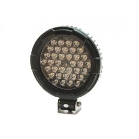 "LED Projecteur rond 9-32V / 108W 7"" - Universal"