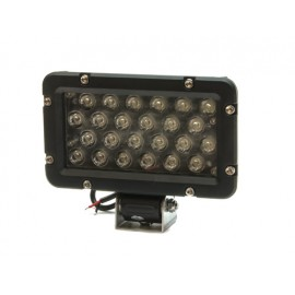 LED Projecteur 9-32V / 24W 7""