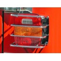 Protections de feu arrière acier inox, proj. Etats-Unis