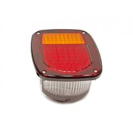 Feu arrière gauche US LED - Wrangler TJ 96 - 06