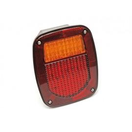 Feu arrière droit US LED - Wrangler TJ 96 - 06