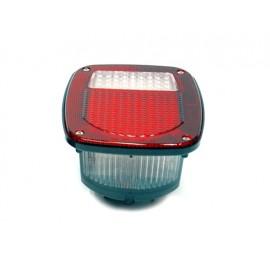 Feu arrière blanc gauche US LED - Wrangler TJ 96 - 06
