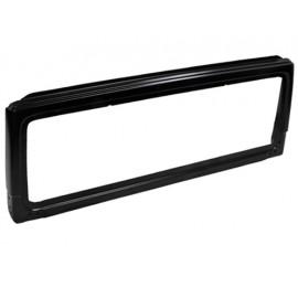 Cadre de vitre apprêté noir - Wrangler TJ 96 - 02