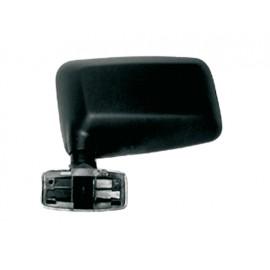 Rétroviseur gauche, porte pleine noir - Wrangler YJ 87 - 95