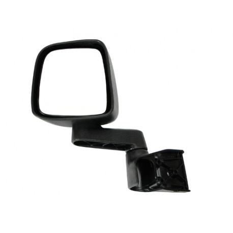 Rétroviseur gauche noir - Wrangler TJ 03 - 06