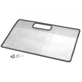 Protège-radiateur acier inox - Wrangler TJ 96 - 97