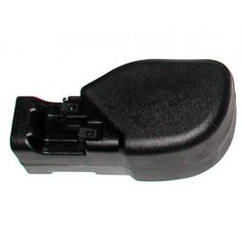Moulure de pare-choc (mat. plast) avant gauche - Wrangler TJ 96 - 06