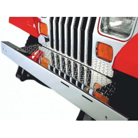Enjoliveur avant Alu - Jeep CJ 72 - 86