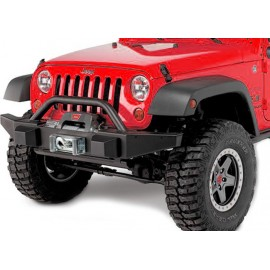 Winch Bumper black