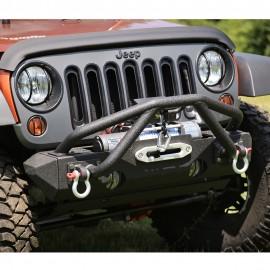Crawler End Plates XHD Modular - Wrangler JK 07 - 16