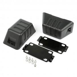 Tow Point Cover XHD Modular - Wrangler JK 07 - 16