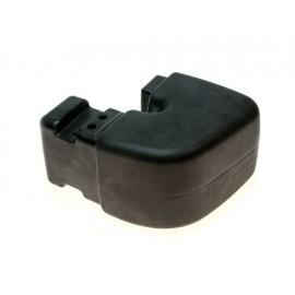 Moulure de pare-choc (mat. plast) arrière gauche - Wrangler TJ 96 - 06