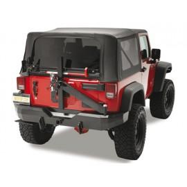 HighRock 4x4 avec support de roue arrière - Wrangler JK 07 - 15