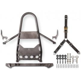 Porte-roue de secours Offroad Stinger - Wrangler TJ 96 - 06
