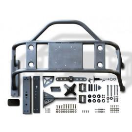 Porte-roue de secours Offroad Stinger - Wrangler JK 07 - 15