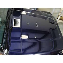 Capot-moteur - Jeep CJ 76 - 86