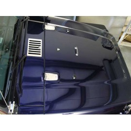 Capot-moteur - Wrangler JK 07-