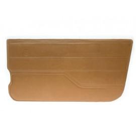 Revêtements de portes droit brun - Wrangler YJ 87 - 95