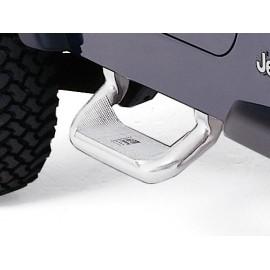 Marchepied aluminium - Wrangler YJ 87 - 95